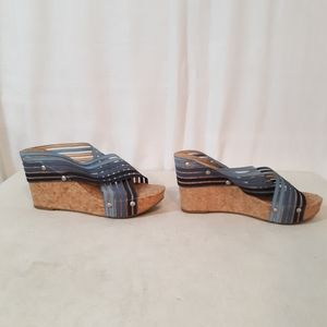 Lucky Brand Miller Wedge Shoes